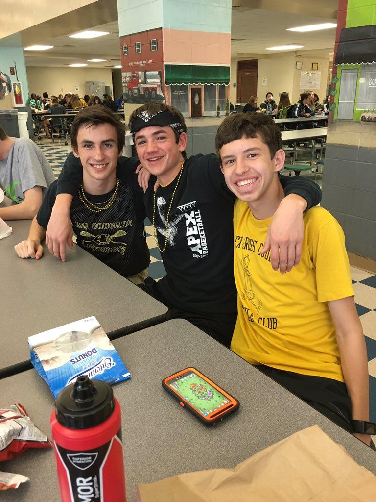 Bobby Gunshefski; Luke Calwell; Ryan Grotheer