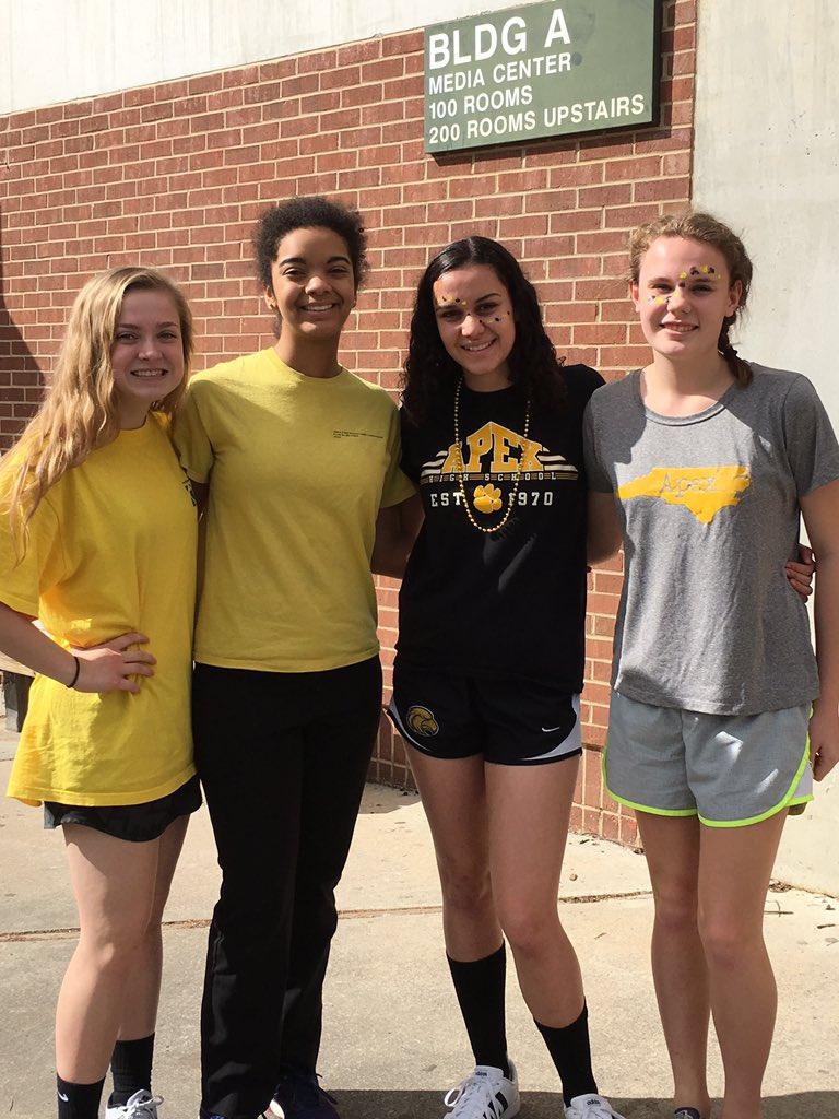 Cady Robinson; Amany Amra; Abigail Marshall; Grace Parnell