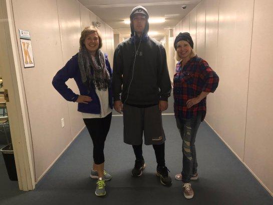 Ms. Szep; Mr. Davenport; Mrs. Evans